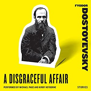 A Disgraceful Affair: Stories Audiobook