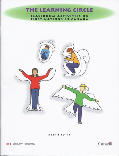 Download The Learning Circle: Classroom Activites on First Nations in Canada, Ages 8 to 11 (ENGLISH LANGUAGE) PDF