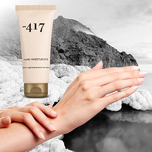 -417 Anti Aging Hand Cream For Dry, Cracked Skin & Working Hands features Essential Vitamins & Oils From The Dead-Sea, Say Yes To Silky Smooth Hands With Our Hand Moisturizer! by -417 (Image #4)
