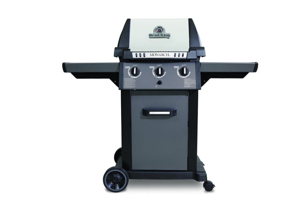 Jamie Oliver Gasgrill Home Test : Broil king gasgrill monarch silber uni cast