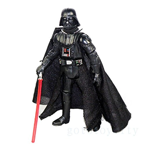 1Pcs Star Wars ANAKIN SKYWALKER/DARTH VADER Action Figure 4' New