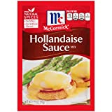McCormick Hollandaise Sauce Mix, 1.25 oz (Pack of 12)