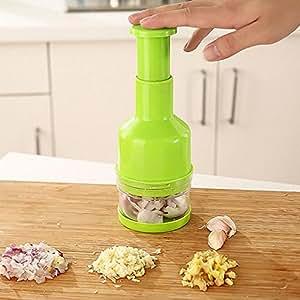 Kitchen Tools & Gadgets Useful Kitchen Pressing Vegetable Food Slicer Chopper Cutter Peeler Dicer ad