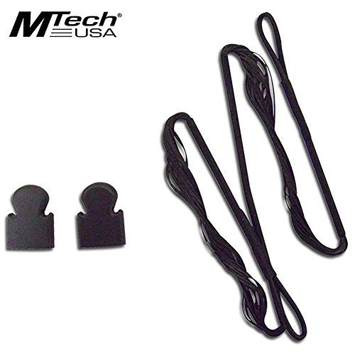 MTECH USA MTech Replacement String For MC-DX80 80lb Crossbow with 2 Tips