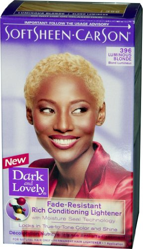 Dark and Lovely Reviving Colors - #396 Hair Color - Lumin...