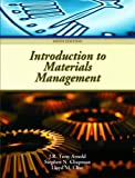 Introduction to Materials Management, J. R. Tony Arnold and Stephen N. Chapman, 0132337614