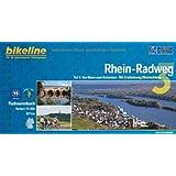Rhein Radweg 3 Mainz - Rotterdam GPS wp scale: 1/75