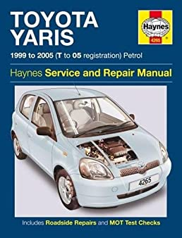toyota yaris haynes publishing 9781785213243 amazon com books rh amazon com 2016 Toyota Vitz Toyota Vitz 2009