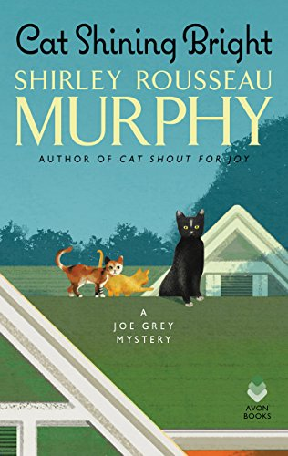 Cat Shining Bright: A Joe Grey Mystery (Joe Grey Mystery Series Book 20)