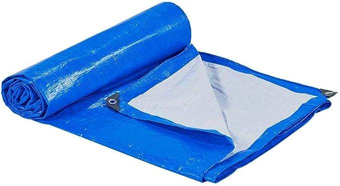 HUYYC Lonas impermeables azules, lonas impermeables exterior ...
