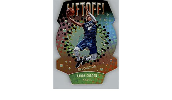 Amazon.com: 2017-18 Panini Revolution Liftoff #2 Aaron Gordon Orlando Magic: Collectibles & Fine Art
