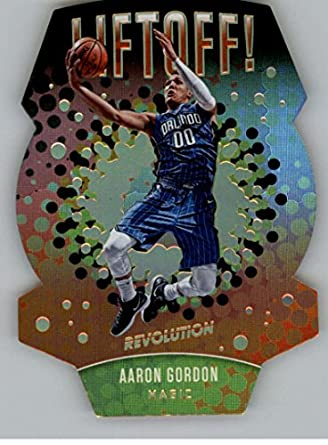 2017-18 Panini Revolution Liftoff #2 Aaron Gordon Orlando Magic