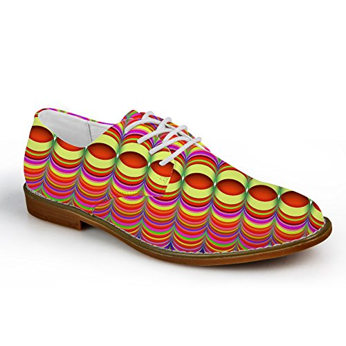 Basse Nopersonality Scarpe Uomo Bright Stringate Color4 HR55wqrdx