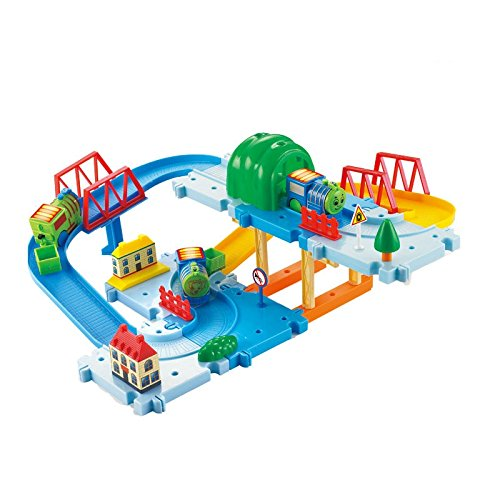 Century Castle (Century Castle Adventure Electric Train Set with Tracks, Bridges and Tunnel, 34)
