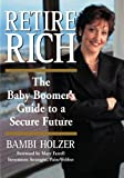 Retire Rich, Bambi Holzer, 0471358487