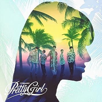 amazon pretty girl 初回限定盤a cd dvd ftisland アジアン