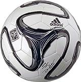 2014 fifa world cup ball - adidas Performance 2014 MLS Glider Soccer Ball, White/Black/Night Shade, 3