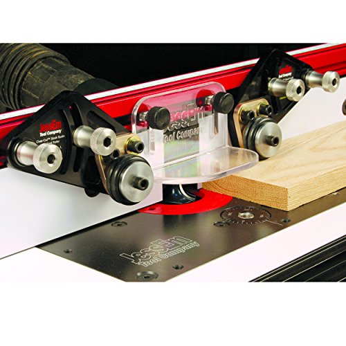 JESSEM Clear-Cut Precision Stock Guides, JessEm# 04215 (Router Guide System)