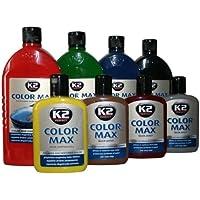 K2 Color MAX Color abrillantador Auto abrillantador Cera