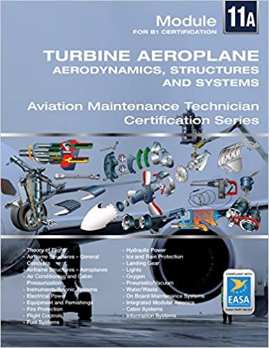 Turbine Aeroplane Structures and Systems EASA Module 11A for