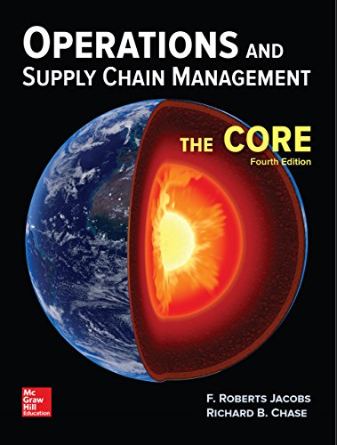 eBook Online Access for Operations and Supply Chain Management: The Core (Operations And Supply Chain Management The Core)