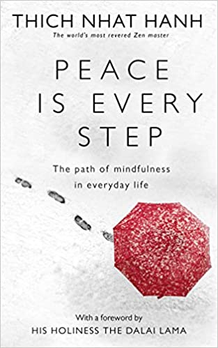 Image result for peace is every step