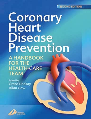 Coronary Heart Disease Prevention: A Handbook for the Health Care Team