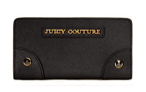 Juicy Couture Black Wallet - 9