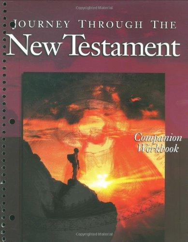 Read Online Journey Through the New Testament pdf