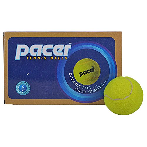 Pacer Men's Cricket Tennis Ball