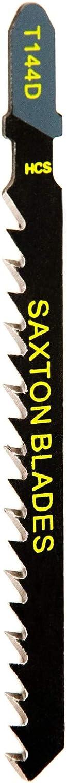 Festool 25 hojas de sierra Saxton de madera T144D para Bosch Hitachi Dewalt etc. Makita