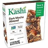 Kashi Chewy Granola Bar, Dark Mocha Chocolate Almond (6 X 1.2 Ounce), 8 Count