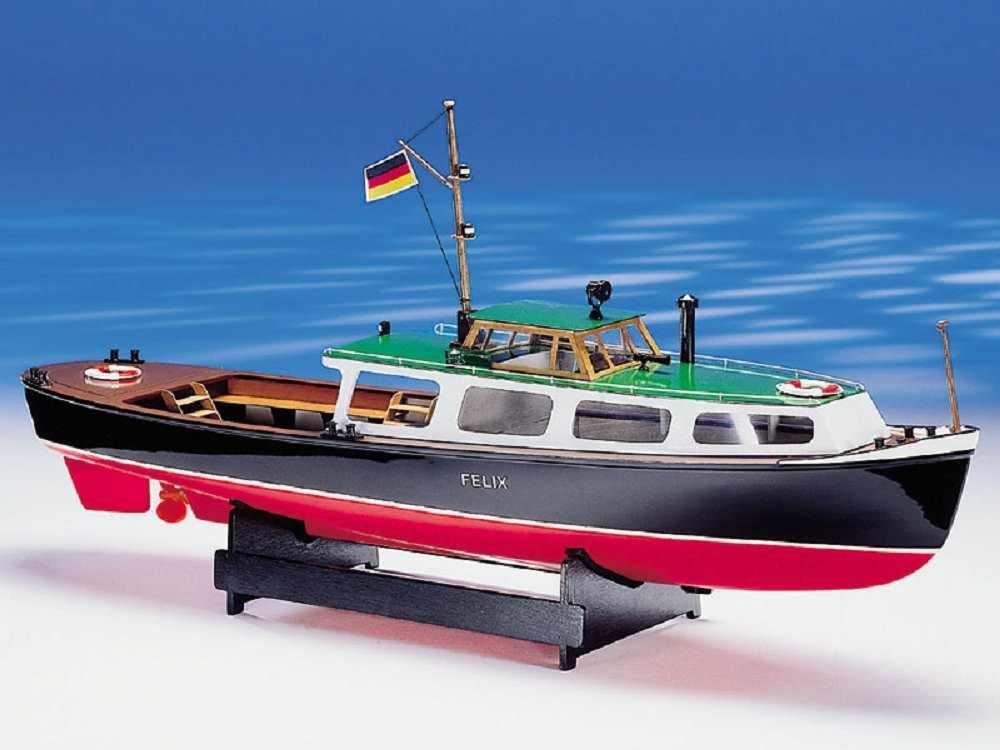 51TbbtiQakL SL1000 in Felix Hafenbarkasse als Baukasten