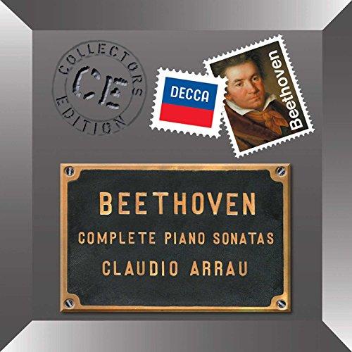 Beethoven Complete Piano Sonatas, Collector's (Piano Sonatas Box)