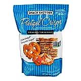 Snack Factory, Pretzel Crisps, 737 g (25 oz) - Certified Non GMO
