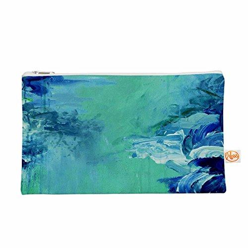 Kess eigene 12,5x 21,6cm Ebi Emporium Winter Dreamland 15,2cm Alles-Tasche, Grün/Blau
