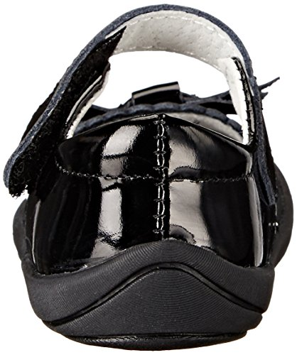 Mary Janes Fille Blast Betty pediped Patent Black Noir aWH5xnf