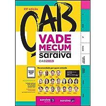 Vade Mecum Saraiva OAB 2019 - 19ª edição de 2019