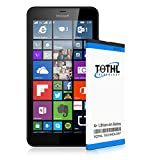 TQTHL 3200mAh Best Replacement Battery for Microsoft Nokia Lumia 640 XL ( AT&T ) BV-T4B Smartphone.