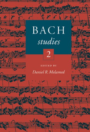 Bach Studies 2 by Brand: Cambridge University Press