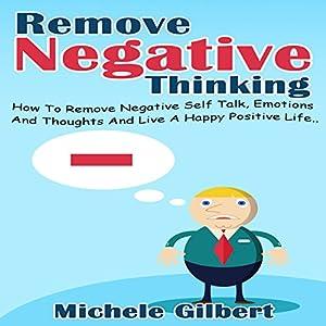 Remove Negative Thinking Audiobook