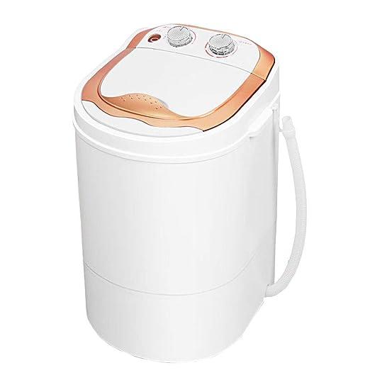 AZWE Mini lavadora, capacidad de lavado de 1.2 Kg. Función ...