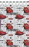 Texco 829055 Disney Cars curtain 250x140cm by Texco