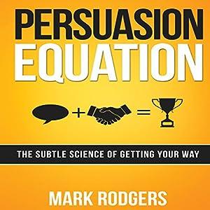 Persuasion Equation Audiobook