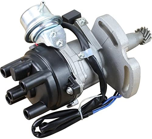 AIP Electronics Complete Premium Electronic Ignition Distributor Compatible Replacement For 1996-1998 Kia Sephia Mazda Protege 1.5L 1.8L T2T60371 MZ14 Oem Fit DT2T603