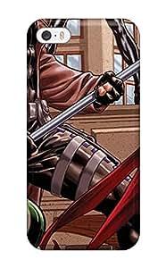 Jose de la Barra's Shop Hot Rogue From X-men First Grade Tpu Phone Case For Iphone 5/5s Case Cover