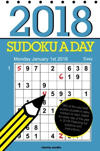 Download Sudoku a Day 2018 ebook