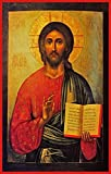 Christ the Savior Traditional Panel Russian Orthodox icon