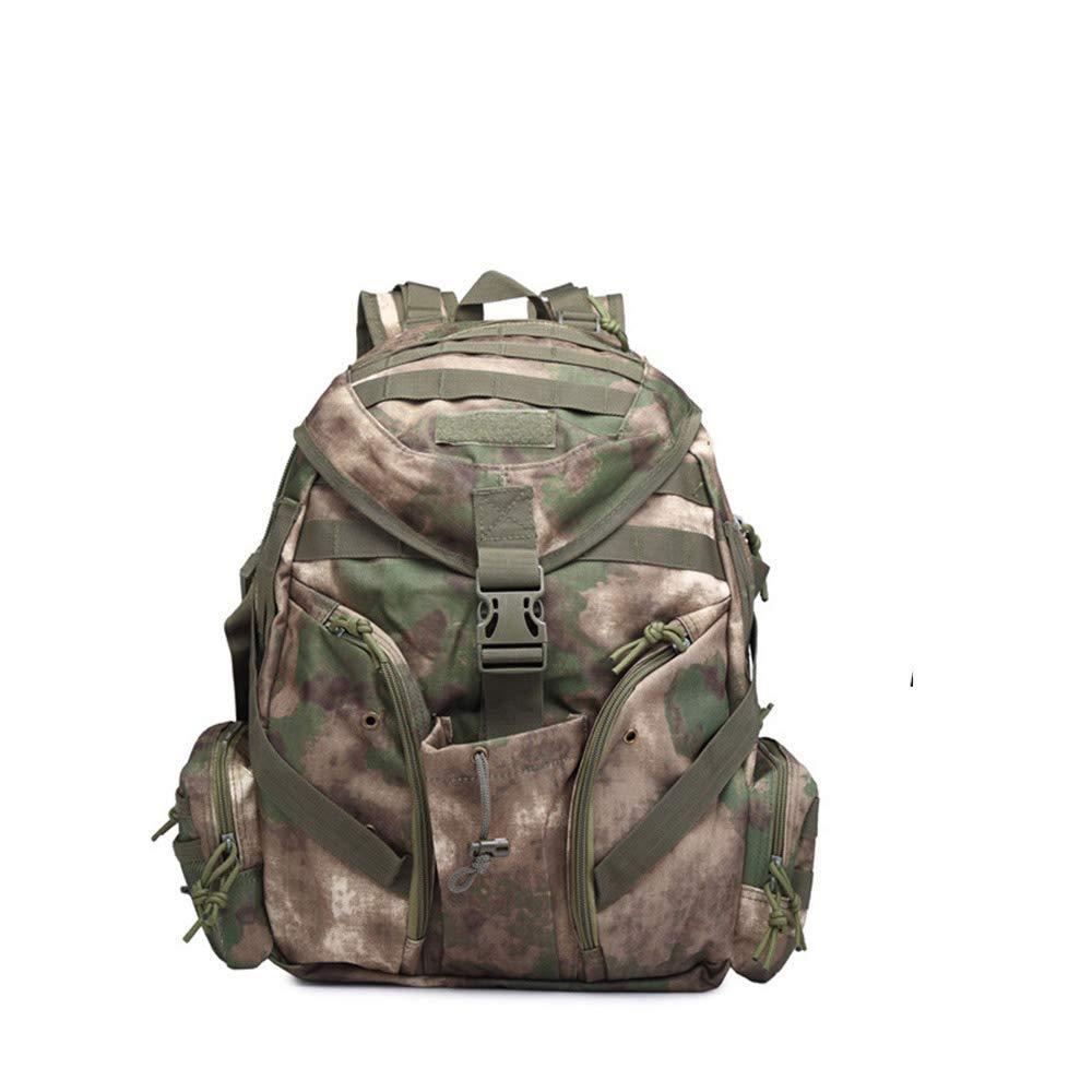 ATacs FG Outdoor Tactical Pack Bag  Rucksack Knapsack   Assault Combat Camouflage Tactical Molle Backpack
