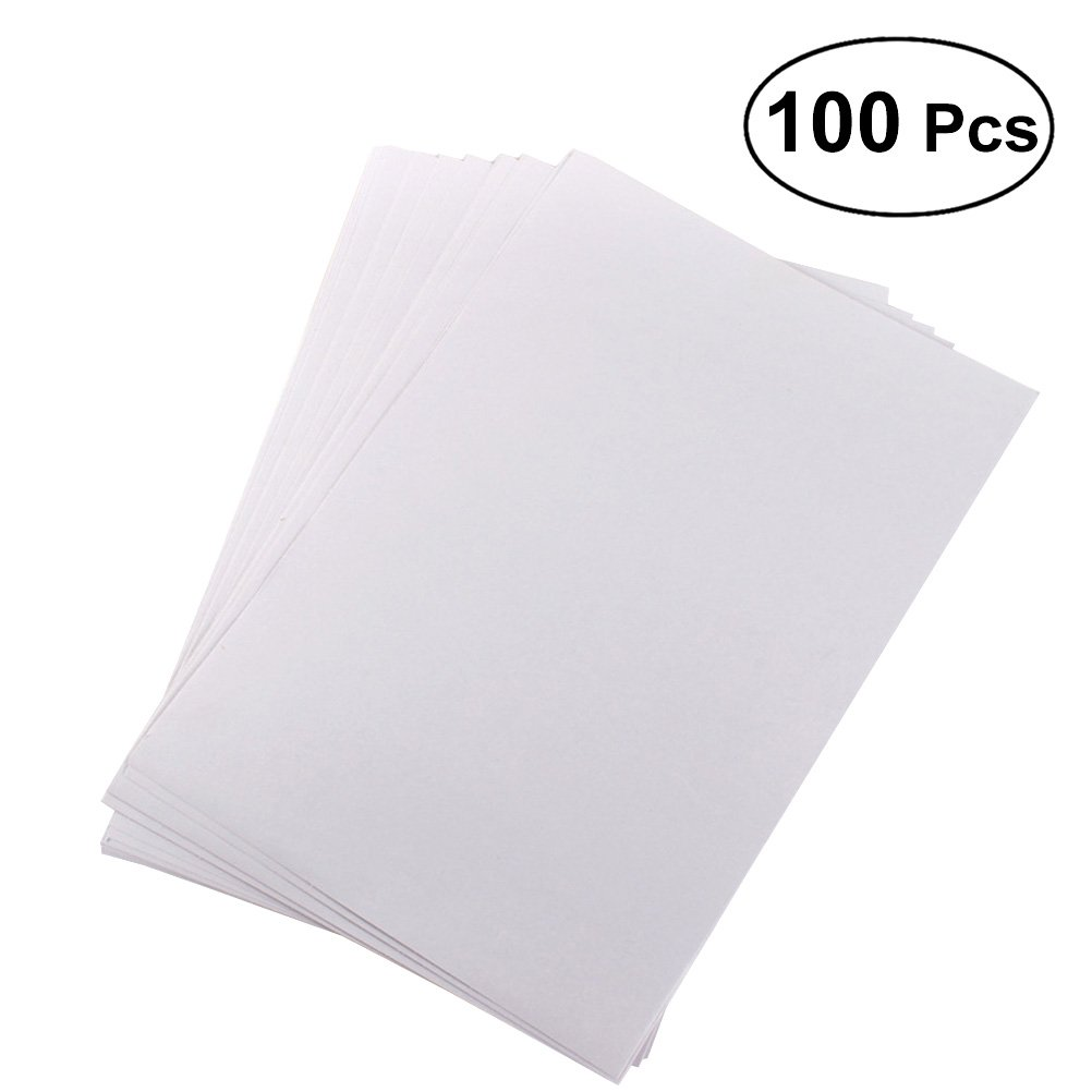 Amazon.com: ROSENICE 100 Sheet Sketching and Drawing Paper ...